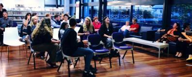 Author Talk at Bunbury Library