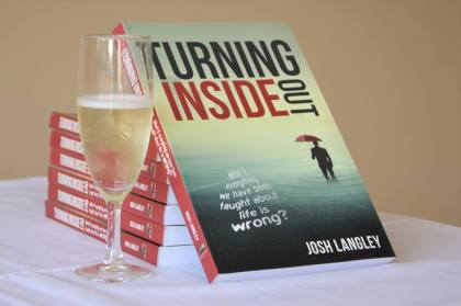 Turning Inside Out Book Launch