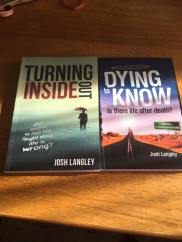 Sent in from a avid reader who devoured both books in a weekend!