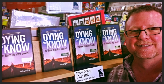 At my local bookshop
