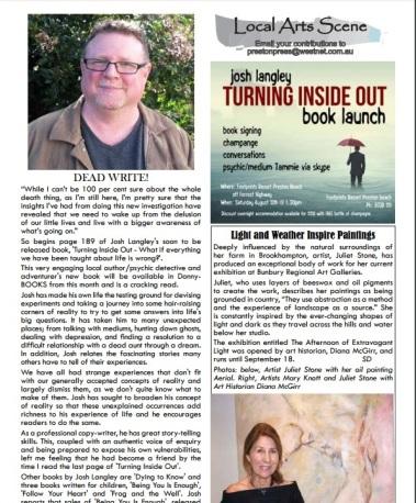 Preston Press Feature