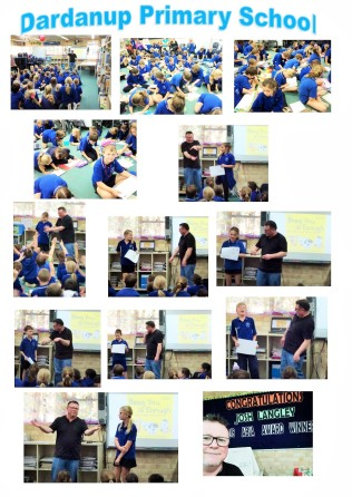 Photos of the Incursion