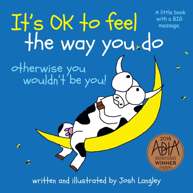 BSP Its OK to feel the way you feel cover ABIA 2018