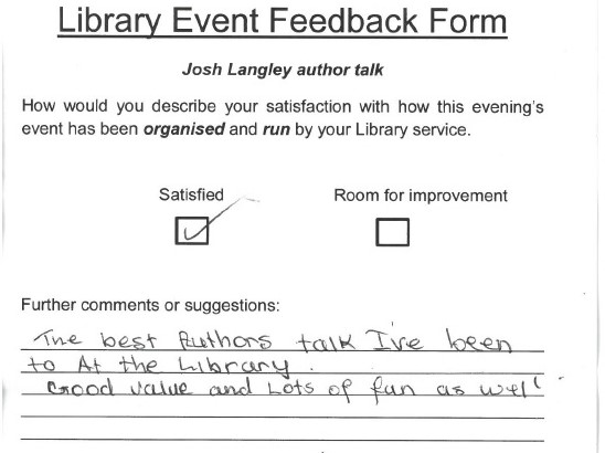 Margs library feedback 1 (2)